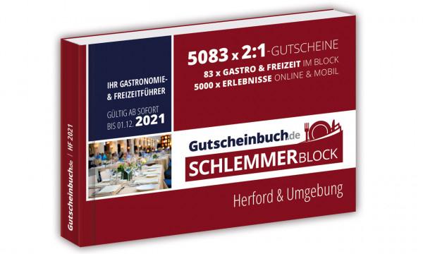 gutscheinbuch.de/ Schlemmerblock Herford