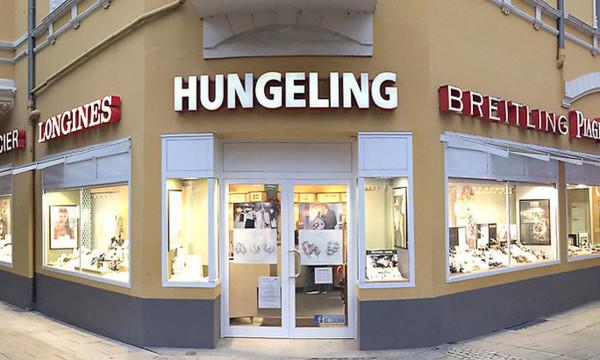 Gutschein: Juwelier Hungeling