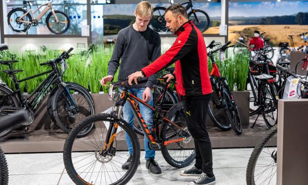 Gutschein: Bike Arena Benneker
